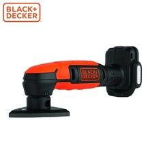 Шлифовальная машинка Black+Decker BDCDS12N-XJ GoPak 12 В USB без аккумулятора