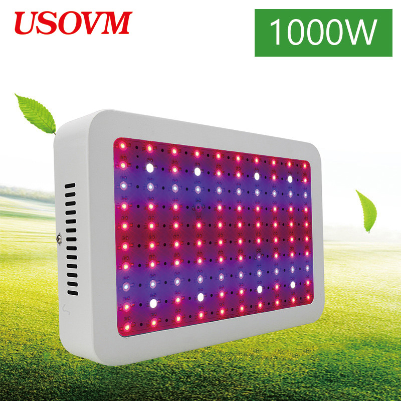 1000w Grow Lights Lamp Light For Greenhouses Plants Led Full Spectrum Grow Light Cultivo Indoor Flowers Growing Tent Gardening Superior (In) Quality