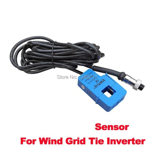 3 メートルセンサーリミッタ SUN WAL LCD ための 1000 ワット/2000 ワット mppt 風グリッドタイインバーター