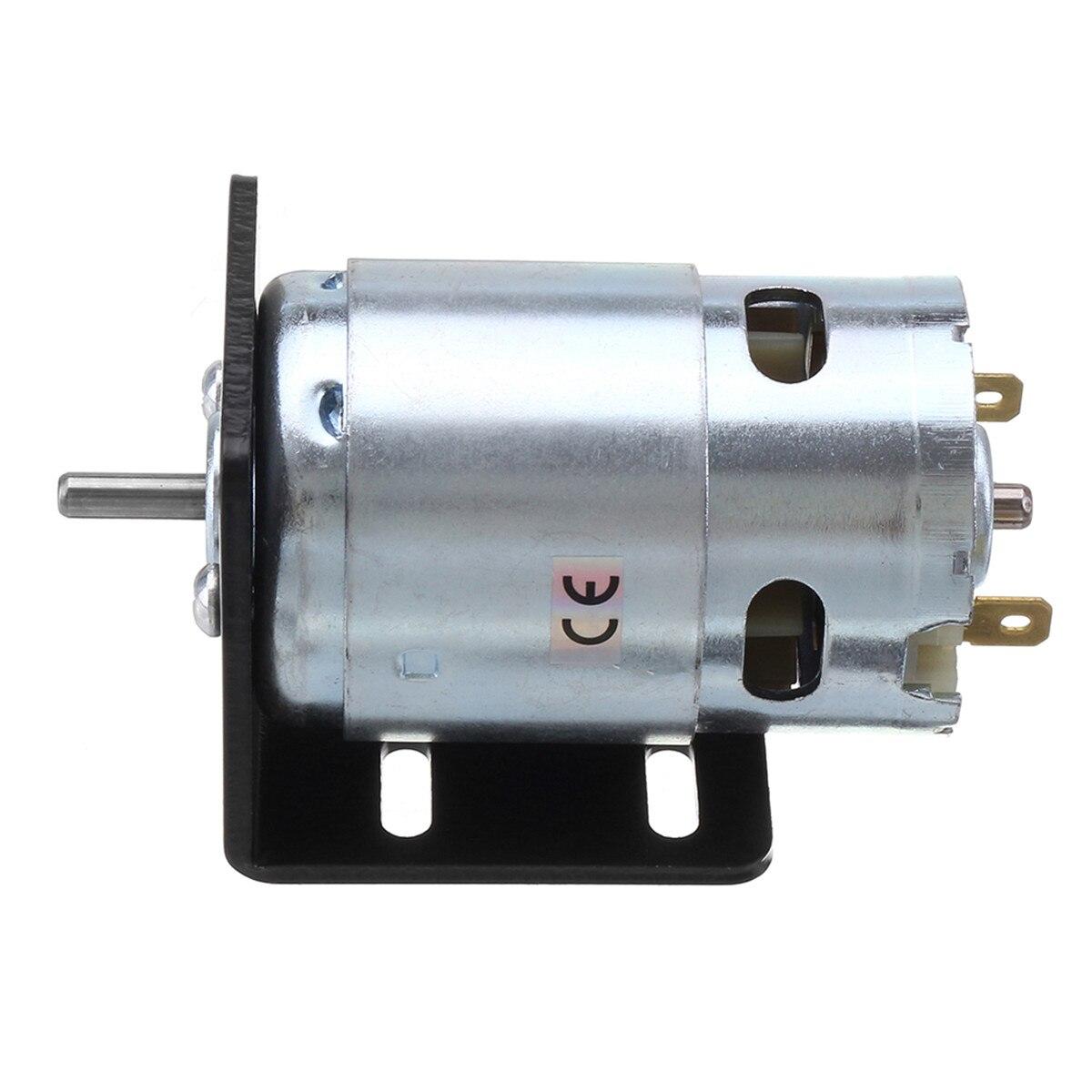 775 795 895 Motor Halterung/Getriebe Motor DC 12 V-24 V 3000-12000RPM Motor Große drehmoment Getriebe Motor
