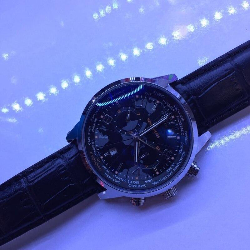 Reloj Mecánico de cuarzo para hombre de marca M B-in Relojes de especialidad from Hogar y Mascotas    1