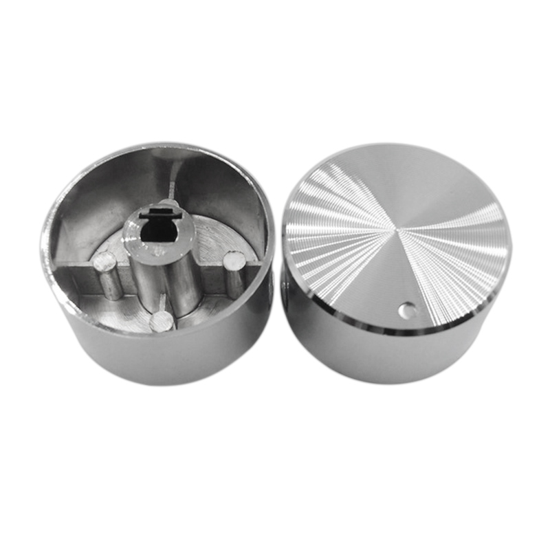 2Pcs/Set Rotary Switch Gas Stove Parts Stove Gas Stove Knob Round Knob Knob For Gas Stove