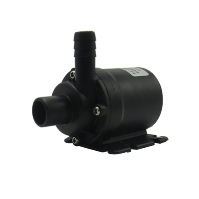 24V/12V Hot Water Pump For Circulating Silent Micro Brushless DC Water Pump Booster Pump Solar Water Submersible Pump