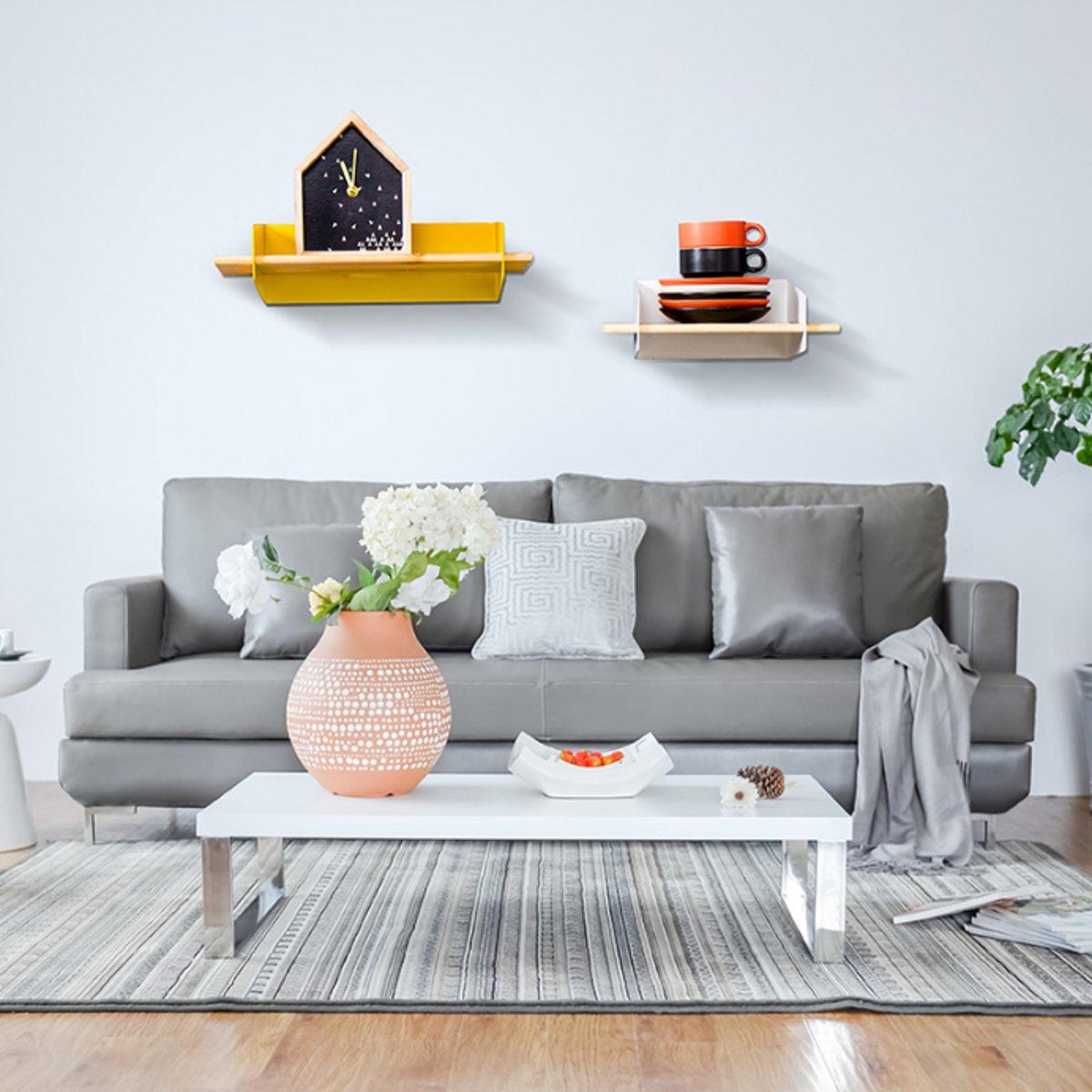 Aliexpress.com : Buy Wooden Wall Shelf Wall Mounted ...