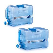 12л 19л автомобильное ведро для питья на открытом воздухе из поликарбоната, пластиковый резервуар для хранения кипящей воды, автомобильное ведро для хранения, контейнер для воды