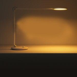 Image 4 - Xiaomi Mijia Led Bureaulamp Draagbare Licht Oogbescherming Voor Thuis Slimme Afstandsbediening Licht Wifi Bluetooth Tafellamp licht