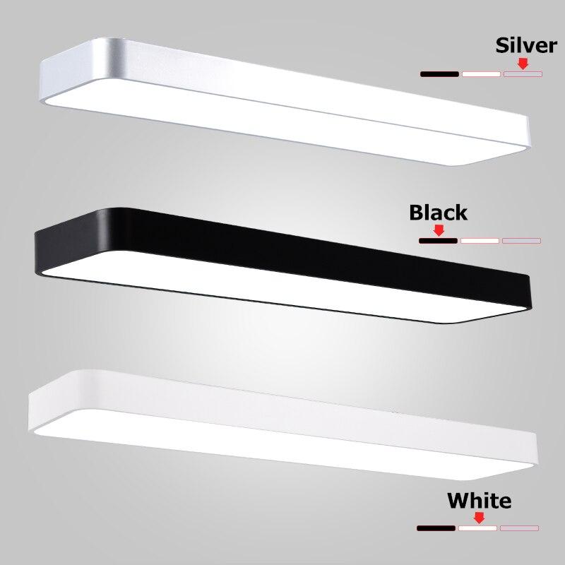 DAR Surface Mounted Office Studio LED Lamp Ceiling Lampen Modern Ceiling Light Fixtures Living Room Bedroom Lamparas De Techo