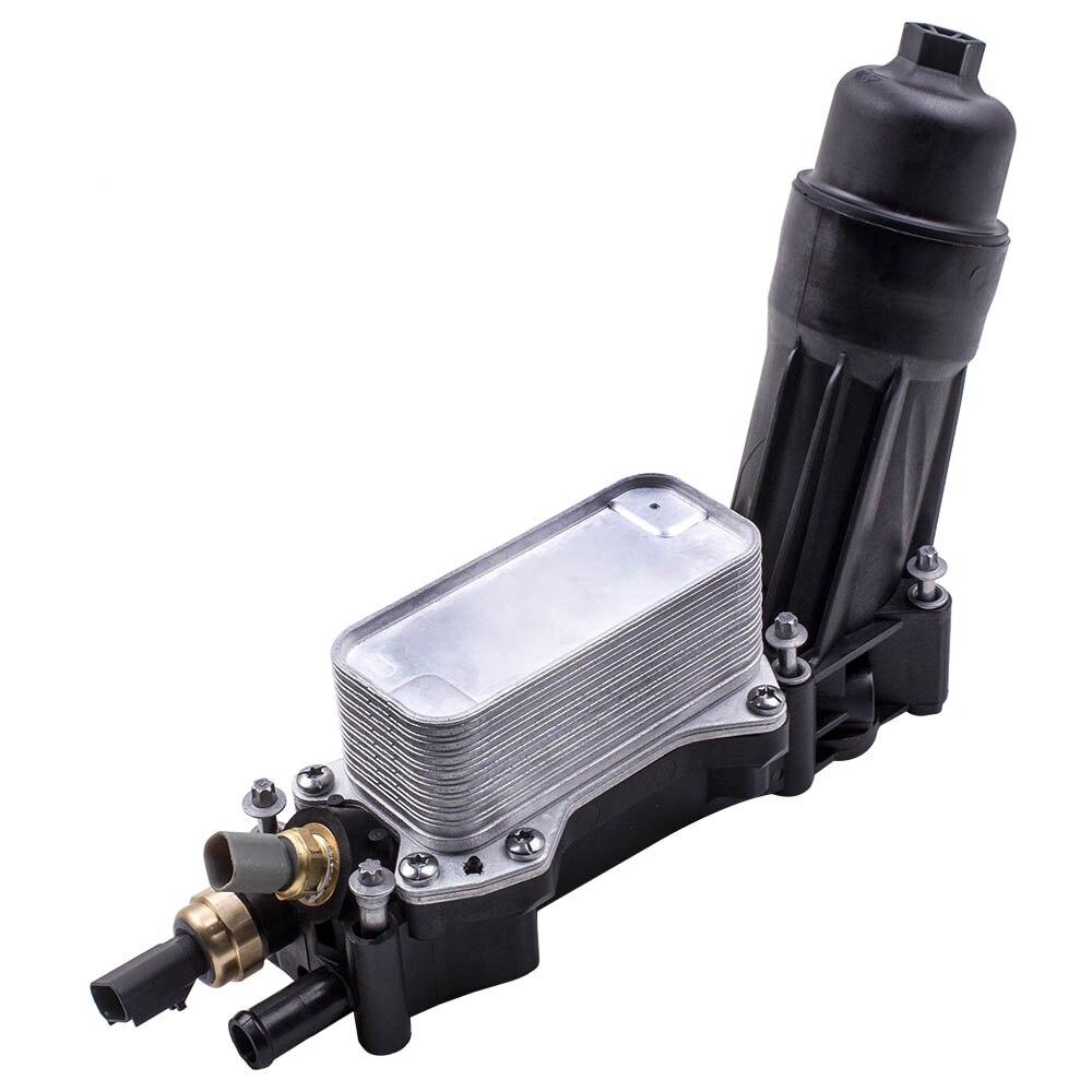 68105583AF boîte de capture d'huile pour Jeep Dodge Chrysler RAM 3.6 V6 seulement adaptateur de boîtier de filtre à huile 2014-2017