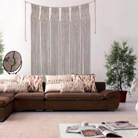 Nordic Home Big Curtain Tapestry Curtains Partition Curtains Decorative Bohemian Style Home Decoration Wall Decoration
