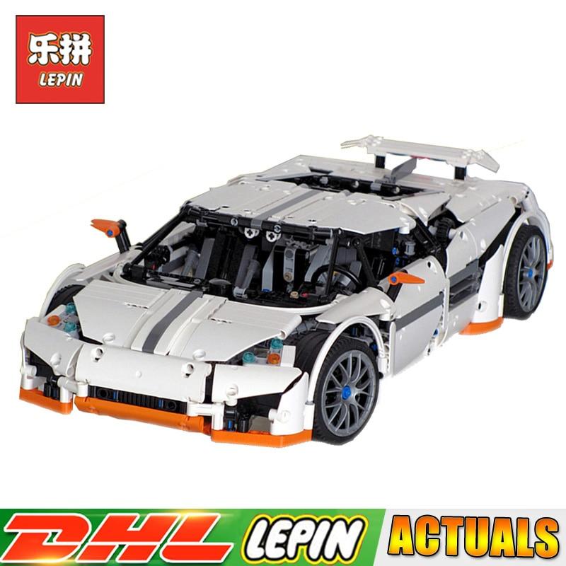 IN STOCK Lepin 20052 1950Pcs Technic Serie The Predator Supercar Set MOC 2811 Model Block Bricks Birthday Christmas Toys Gifts