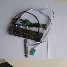"""טלוויזיה HDMI AV USB VGA אודיו LCD LED כרטיס בקר לוח ערכת עבור LTN173KT01 LTN173KT02 LTN173KT03 1600X900 17.3 """"מסך"""