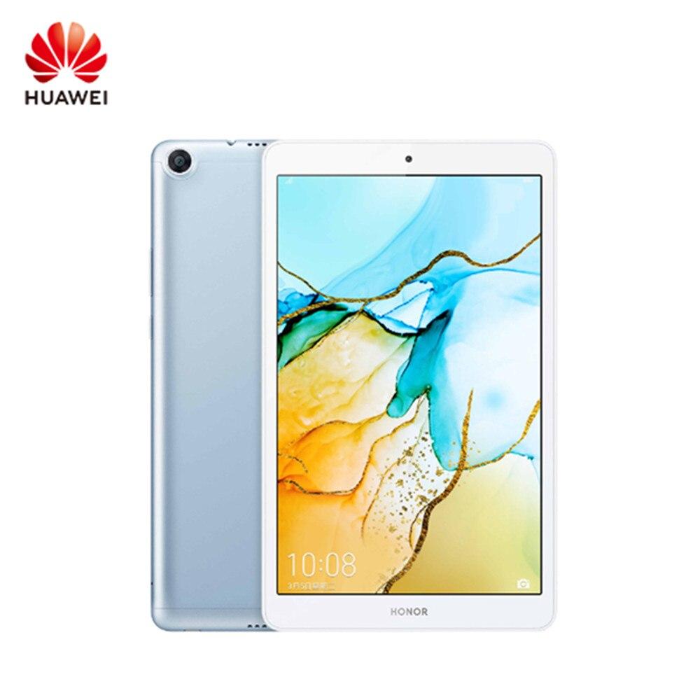 HUAWEI Honor 5 4G Phablet 8,0 дюймов Android 9,0 Hisilicon Kirin 710 Восьмиядерный 3 ГБ ОЗУ 32 Гб ПЗУ 8.0MP задняя камера Лицо ID планшет