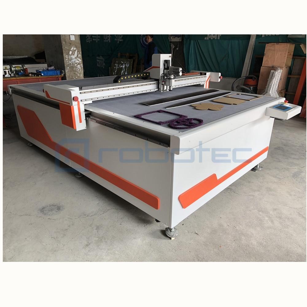 Čínská továrna prodej kartonu v drážce řezací stroj s vysoce kvalitní, 1625 vlnité lepenky řezací stroj na prodej
