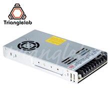 Trianglelab означает хорошо LRS-350 PSU серии гарантированно Подлинная 350 W 24 V PSU 3D принтер 24 V PSU ENDER3 CR10 DIY prusa
