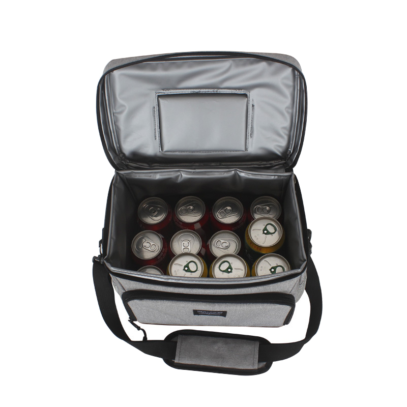Thermal Cooler Bag Folding Insulation Ice Bags Waterproof Picnic Drink Food Beer Fresh Keeping Storage Containers Accessories