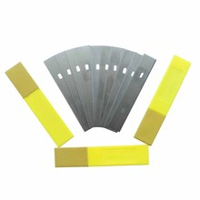 100PCS Scraper Blade Long Time Use High Carbon Steel Quality Cleaning Tool for Ceiling Aquarium Mirror Clean