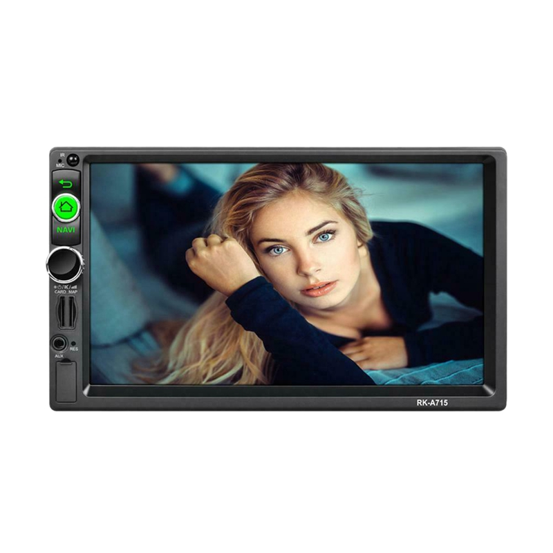 2Din Android 7.1 7 Inch Car Stereo Mp5 Player Wifi Gps Navi Rds Am Fm Radio2Din Android 7.1 7 Inch Car Stereo Mp5 Player Wifi Gps Navi Rds Am Fm Radio