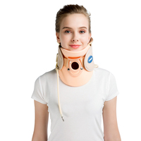 LEAMAI Inflatable Medical Neck Traction Device Relief Neck and Upper Back Pain Portable Home Use Cervical Vertebra Tractor