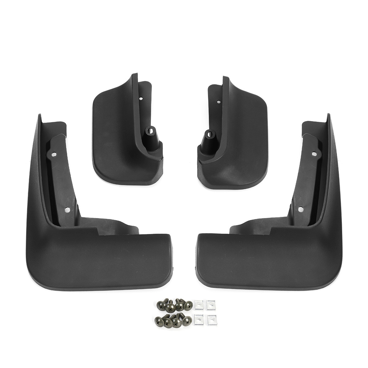 Image 2 - Car Mud Flaps Splash Guards for Fender Mudflaps Mudguards For VW Transporter T6 Caravelle 2016 2017 2018 Mulivan 2017 2018-in Mudguards from Automobiles & Motorcycles