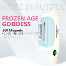 360 magneto-optic IPL/E-light/SHR handpiece for hair removal with competitive price недорого