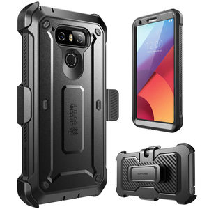 Image 3 - SUPCASE For LG G6 Case UB Pro Full Body Rugged Holster Clip Protective Case with Built in Screen Protector For LG G6 Plus Cover