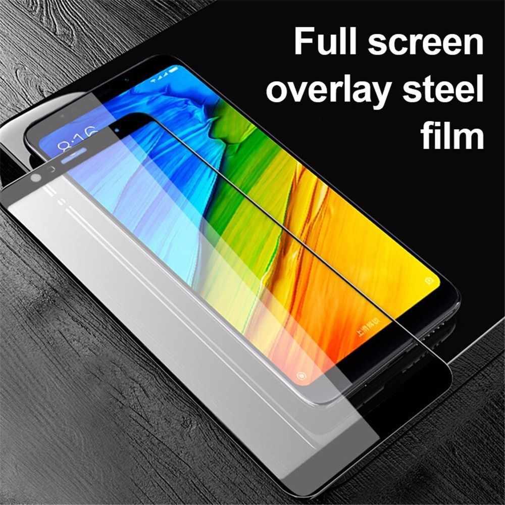 赤 mi 注 7 ガラスシャオ mi 赤 mi 注 7 5 6 プロ mi A2 8 9 SE Lite ケースフルスクリーンプロテクター Glas 9 9h 強化ガラスフィルム