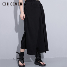 Casual Elastic Wide CHICEVER