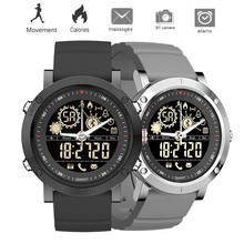 COXRY New Smart Watch Men Sports Watches For Men Analog Digital Pedometer Luxury Brand Mens Watches Quartz Male Clock Waterproof gimto luxury steel smart watch digital men clock shock female male military watches waterproof pedometer calories smartwatch