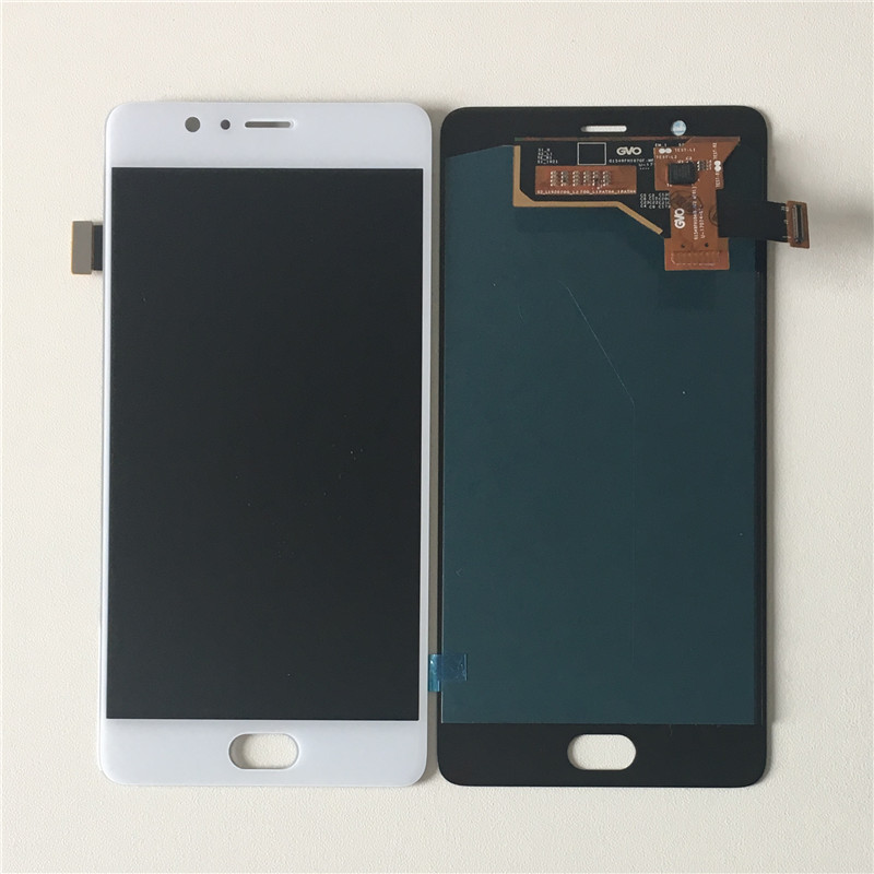 Tested M Sen For 5 5 ZTE Nubia M2 NX551J LCD Screen Display Touch Panel Digitizer