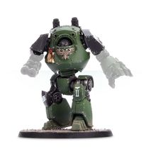 Legion Contemptor المدرعة البحرية