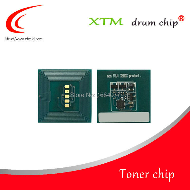 Toner chip 006R01529 30 31 32 for Xerox Color 550 560 printer laser chip