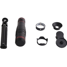 22X téléobjectif optique HD Zoom caméra télescope objectif universel pour téléphone portable-chaud