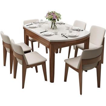 Un pesebre Moderne Tafel De Comedores Mueble Pliante Yemek Masasi cocina  Marmol De Tablo Mesa De Jantar De comedor Mesa De comedor