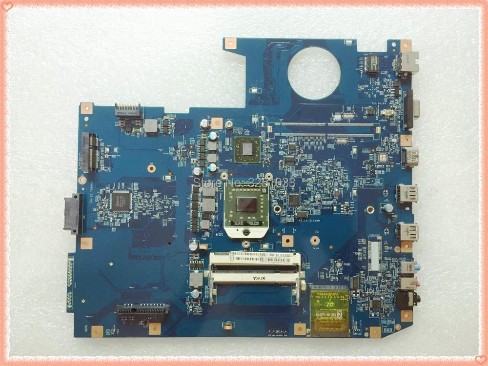 For Acer Aspire 7535 7535G 7735 7735G Notebook 48.4CE01.021 08225-2 JM70-PU MBPCF01001 MB.PCF01.001 Laptop Motherboard Free CPU