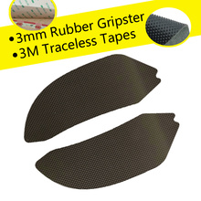 Gas Tank Pad Traction Side Grips Protector 3M Adhesive For Ducati 899 959 1199 1299