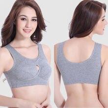 64e4ad9006 2019 sexy genie bra With Pads Seamless push up bra plus size M-XXL underwear