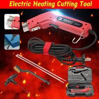 250W Electric Hot Knife Styrofoam Foam Cutter HandHeld Knife Foam Sponge Cutting Knife Professional Thermal Cutting Tool