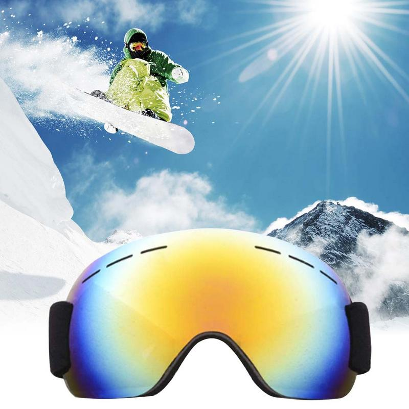 Winter Windproof Ski Goggles Skiing Eyewear Snowboard Glasses Goggles Outdoor Sports Glasses Dustproof Moto Cycling SunglassesWinter Windproof Ski Goggles Skiing Eyewear Snowboard Glasses Goggles Outdoor Sports Glasses Dustproof Moto Cycling Sunglasses