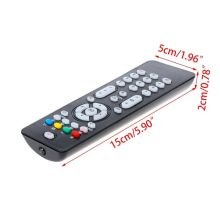 DOITOP Universal Replacement Remote Control Controller Suitable For Philips LCD