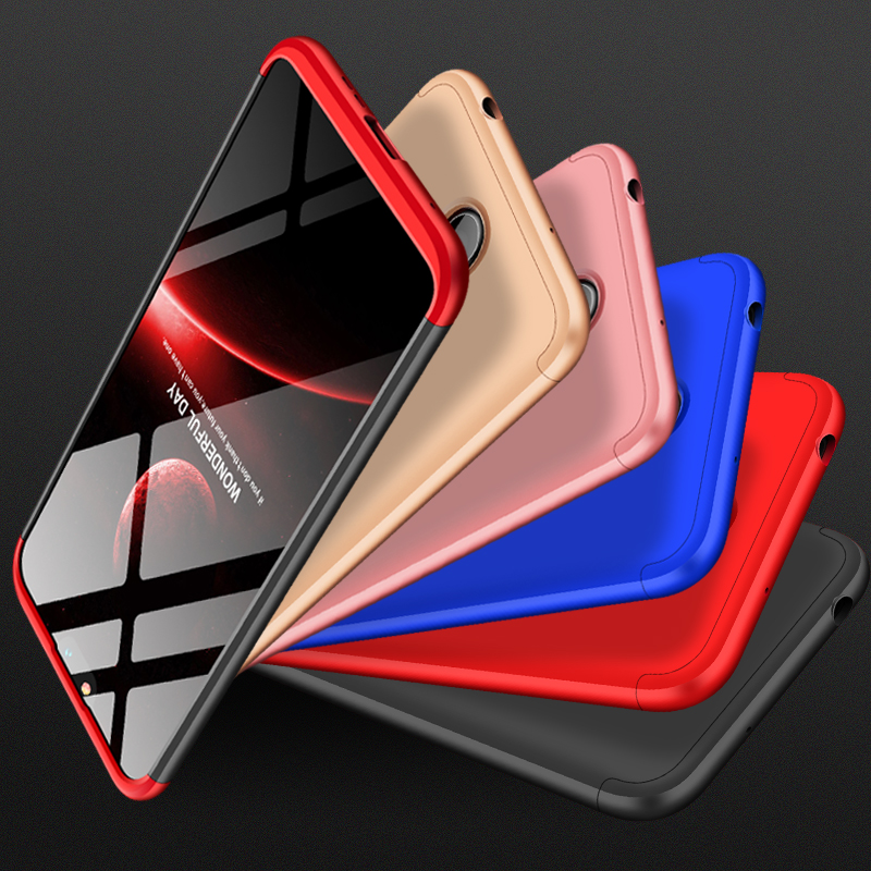 For Nokia 6 1 Plus X6 2018 Case NokiaX6 360 Degree Protected Full Body Cover Case for Nokia X6 2018 Nokia 6 1 Plus TA 1099 5 8 quot in Fitted Cases from Cellphones amp Telecommunications