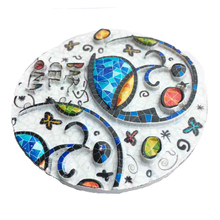 Личи кабрит круглый холодильник магнитные наклейки туристические сувениры Барселона магнит на холодильник домашние кухонные украшения