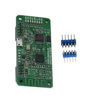 Blue mmdvm Nano Hotspot MMDVM NanoPi NEO UHF 433MHz 3D Shell HAM DIY Kit  Support DMR D-STAR