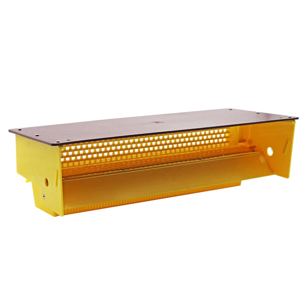 Plastic Pollen Trap with Removable Ventilated Pollen Tray Beekeeping
