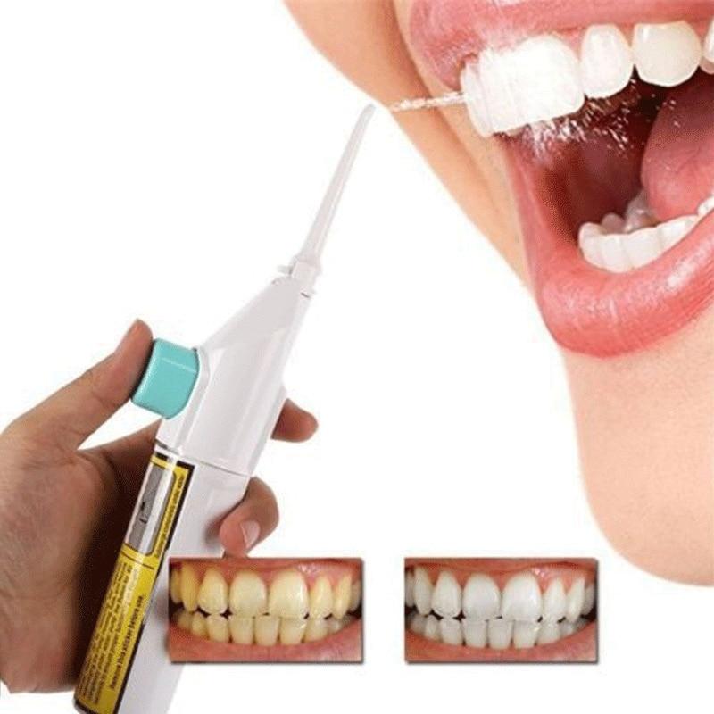 Portable Oral Irrigator Water Flosser Pick Jet Dental Oral Cavity Cleaner Irrigador Tooth Mouth Denture Power Floss Irrigator