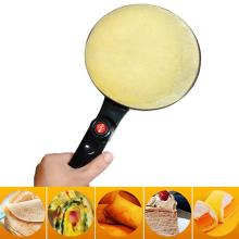 Автоматическая антипригарная машина для приготовления пиццы, блинов, электрическая сковорода для выпечки, электрическая блинница, кухонные инструменты для приготовления пищи