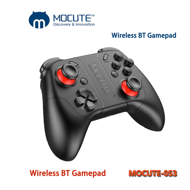 MOCUTE 053 VR Game Controller Bluetooth Gamepad Joypad Android Joystick Wireless Controller Tablet Smart VR TV Game Pad for PC