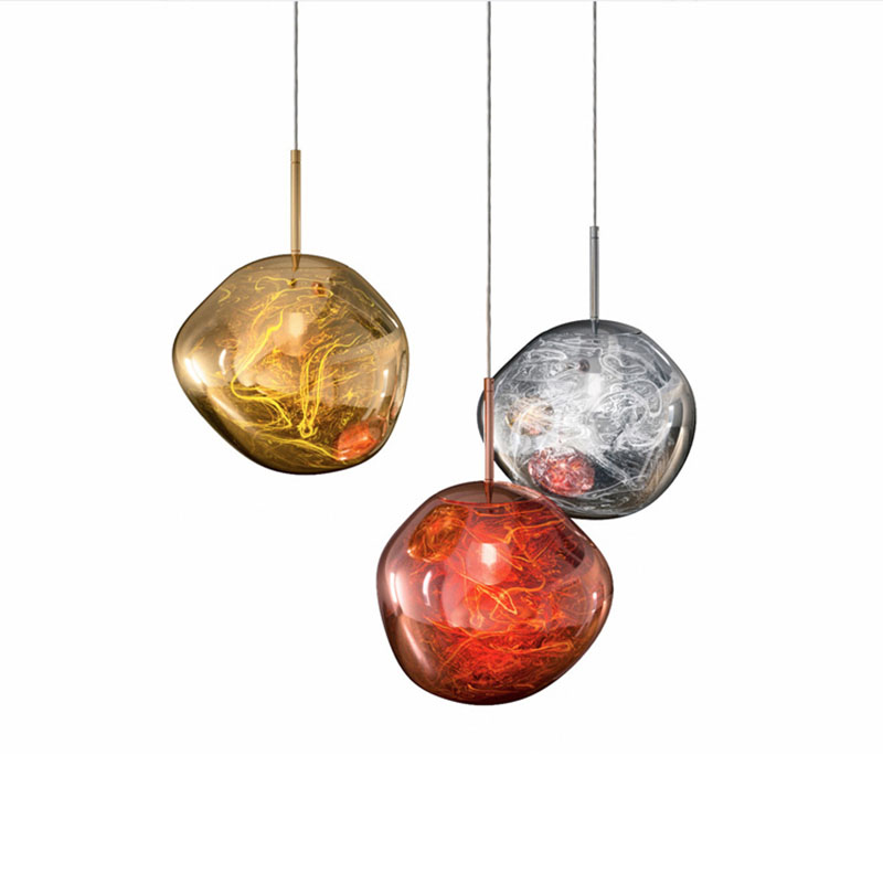 Post-modern Tom DIXON Melt Pendant Lights ball lava lamp Irregular Hang Lamp for LivingRoom Bedroom Restaurant Home LightingPost-modern Tom DIXON Melt Pendant Lights ball lava lamp Irregular Hang Lamp for LivingRoom Bedroom Restaurant Home Lighting