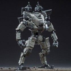 22cm DIY Verwijderbare Mecha Model Soldier Model Bouw Actiefiguren Speelgoed Accessoire-Vijfde Generatie Stakingen Mecha