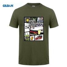 GILDAN 2018 New Short Sleeve Cotton Casual Men Fashion Slim Fit Custom Footballer T Shirt FC Away Days Awaydays Top Hooligan celtic fc away kit