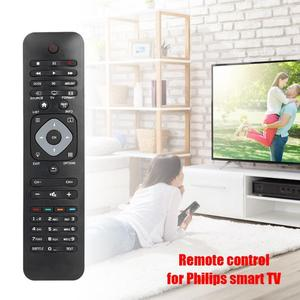 Image 2 - Télécommande universelle IR pour Philips LED/LCD 3D Smart TV télécommande domestique Portable pour Philips LED/LCD 3D Smart TV